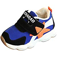 Hot Sale!Summer Sandals 2018,Todaies Toddler Kids Sport Running Baby Shoes Boys Girls Star Mesh Shoes Sneakers 2018 (US:5, Blue)