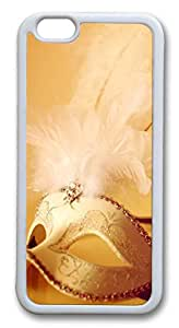 iphone 6 plus 5.5inch Case and Cover Non-mainstream Face Design TPU Silicone Rubber Case Cover for iphone 6 plus 5.5inch White