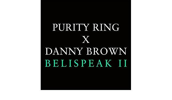 purity ring belispeak ii