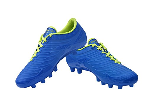 Nivia Dominator Football Shoes, Men's UK 10 (Blue)