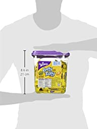 Laffy Taffy by Wonka Banana Flavor 145 Piece Tub, 3.08 LB