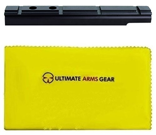 ATI A.5.10.2281 Mosin Nagant Top Scope Sight Mount + Ultimate Arms Gear Silicone Cleaning Cloth