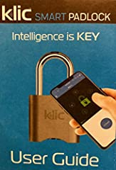 Use it for the gym, securing your bike, a personal safe, controlling access to private rooms and much more.  Unlock via mobile app or manual passcode.  Extra security available with biometric (fingerprint) scan through the mobile app feature....