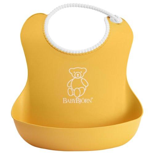 BABYBJÖRN Soft Bib (Yellow)