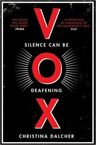 [By Christina Dalcher ] Vox (Paperback)【2018】by Christina Dalcher (Author) (Paperback)