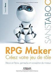 RGP Maker : Créez votre jeu de rôle
