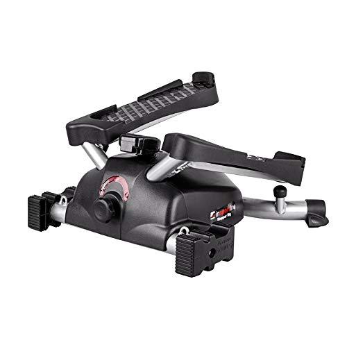inSPORTline Big Twist Lateral Side Stepper Pro fitnessapparaat met trainingscomputer