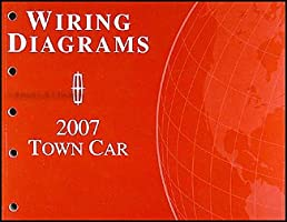 2007 Lincoln Town Car Original Wiring Diagrams Just Another Wiring