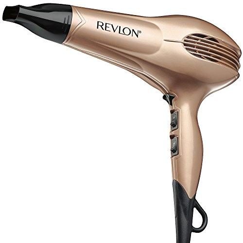 Revlon Lightweight Quiet Hair Dryer - 4124VvG08NL - Revlon Lightweight Quiet Hair Dryer