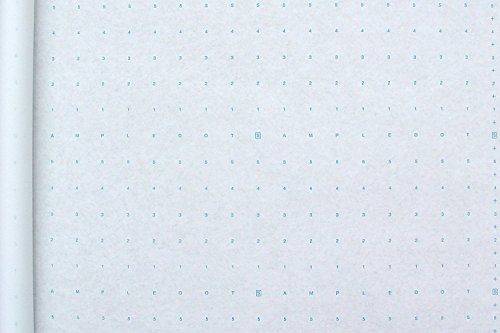 Alpha Numeric Dotted Marking Paper/Pattern Paper (48