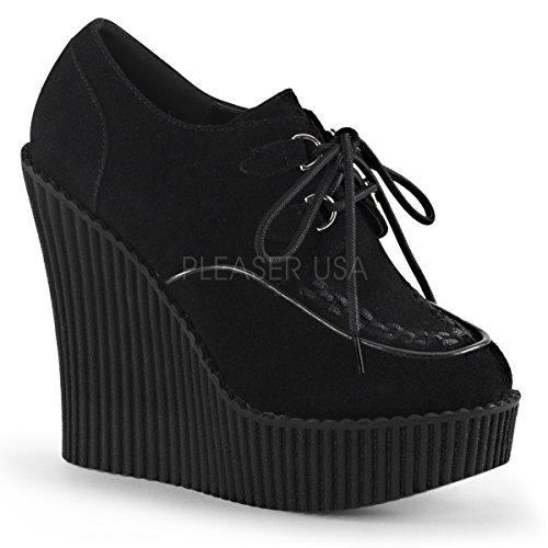 Demonia Lace Up Sandals - 3