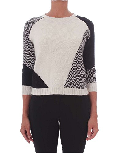 Bianco Maglia Lana Donna Woolrich Wwmag17371802 wBIpqZ1UxI
