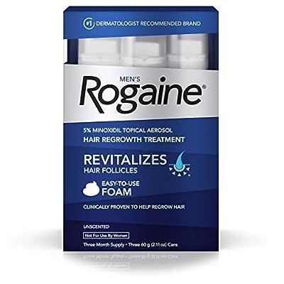 Men's Rogaine 5% Minoxidil
