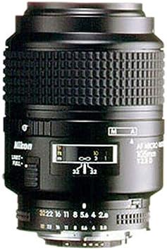 Nikon Af Micro Nikkor 105 Mm 1 2 8 Objektiv Kamera