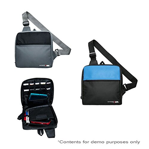 Universal Case - Nintendo 3DS Sling Bag DS Universal Assorted (Power A) - Nintendo 3ds Sling Bag