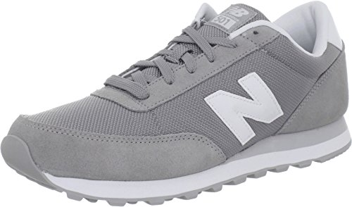 New Balance Classics Men's ML501 Grey 3 Sneaker 11.5 EE - Wide