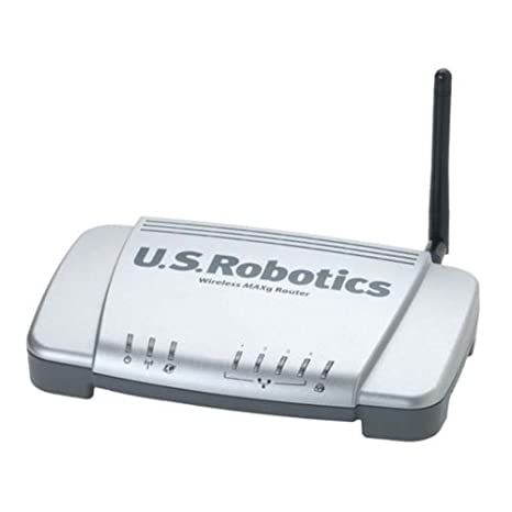 Amazon Com U S Robotics Wireless Maxg Router Usr5461 Electronics