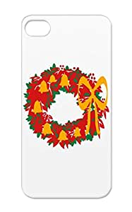 Bows And Bells Christmas Reef3 Christmas Holidays Occasions Www Creationsbyreta Com For Iphone 5/5s Red Case
