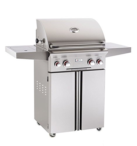 American Outdoor Grill T-Series 24 Inch Propane Gas Grill On