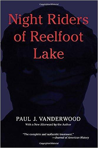Night Riders of Reelfoot Lake (Alabama Fire Ant): Paul