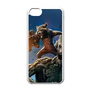 iPhone 5c Cell Phone Case White galaxy of the guardians art illust VIU030545