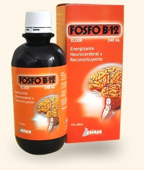 Fosfo B-12, Restorative Neurocerebral, to Improve Memory Skills, Concentration and Attention