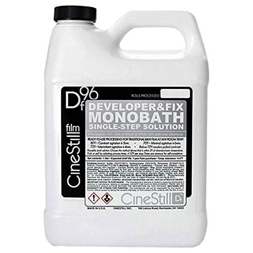 Cinestill DF96 Developer and Fix Monobath for Black and White Film by CineStill
