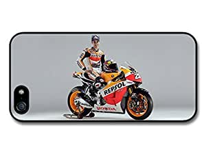 AMAF ? Accessories Dani Pedrosa 26 MotoGP Portrait Driver case for iphone 6 4.7