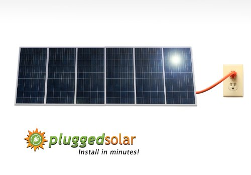 1500 Watt Solar Panels and Micro Grid Tie Inverter, Simply Plug into Wall, 120V or 240V AC Outlet, Utility Approved Micro Grid Tie Inverter UL-1741 . Breakthough in Solar. 30 Percent Federal Tax Credit