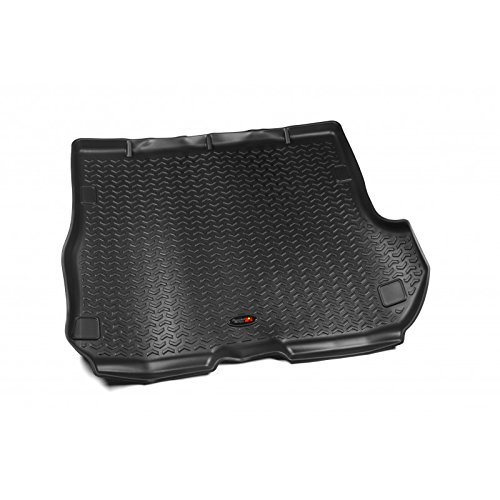(Rugged Ridge All-Terrain 12975.35 Black Cargo Liner For Select Jeep Grand Cherokee Models)