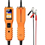 KM10 Automotive Circuit Tester Power Probe Kit Diagnostic Test Tool Vehicle Voltage Signal Diagnostic/Components Activated/Continuity Short Testing for 12-24V Auto Electrical System