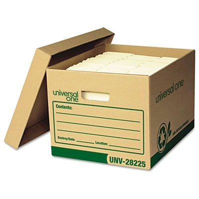 UNV28225 - Recycled Record Storage Box