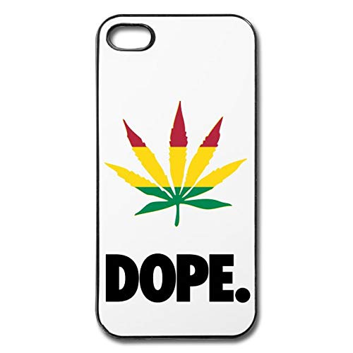 Flying Foxes Cases -Smoke Cannabis Weed Kush Dope Marijuana – Hard Rubber Phone case for Apple iPhone XR (2018 Model) Made and Shipped from The USA