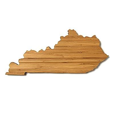 Kentucky State Shaped Cutting Board Mini