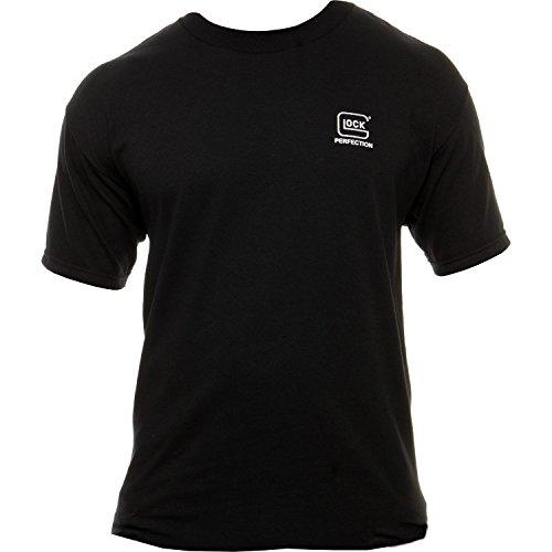 Glock Perfection OEM Short Sleeve T-Shirt w/ Sleeve & Chest Logo