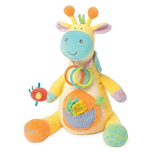 (Manhattan Toy Peek-Squeak Large Activity Toy, Giraffe)