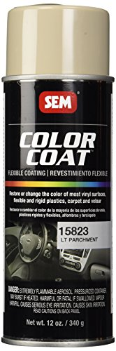 - SEM 15823 Lite Parchment Color Coat - 12 fl. oz.
