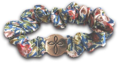 Cross Scrunch Bracelet Christian