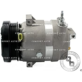 RYC Remanufactured AC Compressor FG297 Fits 2009 2010 2011 Chevrolet Aveo 1.6L