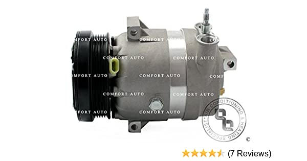 Brand New A//C AC Compressor Clutch Air conditioning Pump 2 Year Warranty Top