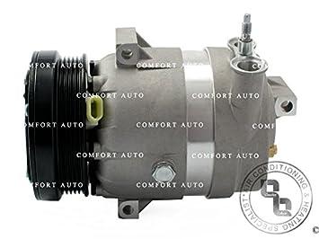 Compresor de aire acondicionado con embrague para Chevrolet Aveo Aveo5 2009 2010 2011.: Amazon.es: Coche y moto
