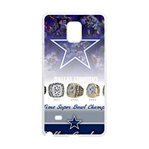 Dallas Cowboys Super Bowl Champions Cell Phone Case for Samsung Galaxy Note4