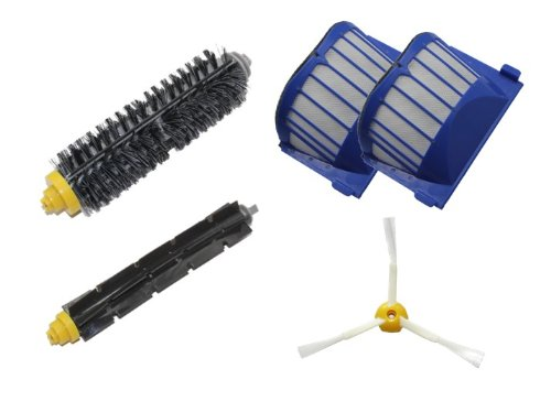 CIMC LLC BEST PET BRUSHES OUT NOW For Roomba 500 600 Seri...