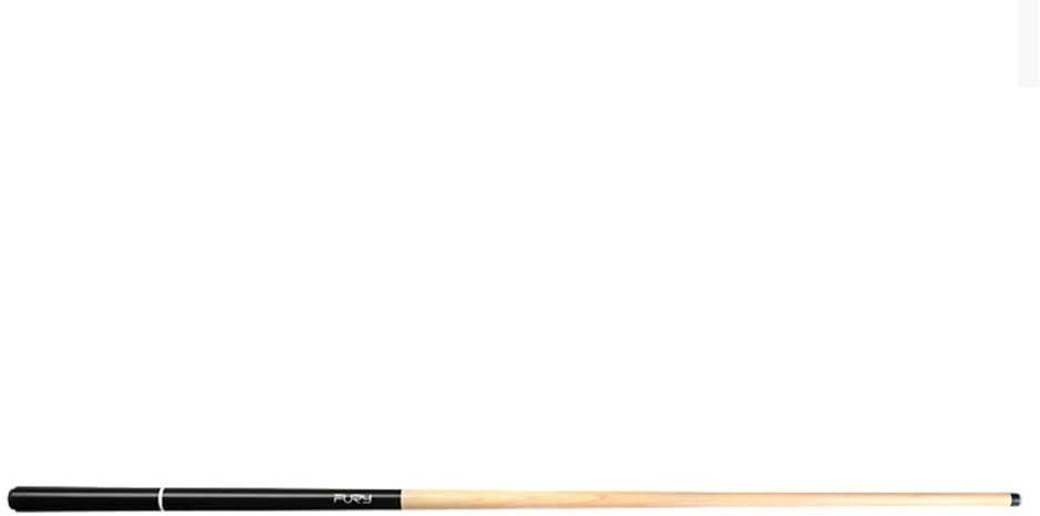 GSP Pool Stick Chong Cue Bola de Salto Pool TES Big Head Chino Negro Ocho 8 Americano Nueve Barras pateando Billar Varilla Big Head 13.75MM,White: Amazon.es: Deportes y aire libre
