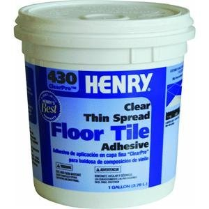 ClearPro Clear VCT Floor Adhesive