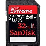 SanDisk SDSDRX3-032G-A21 SDSDX-032G EXTREME HD VIDEO SDHC UHS C10