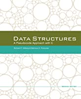 Data Structures: A Pseudocode Approach with C, 2nd Edition Front Cover