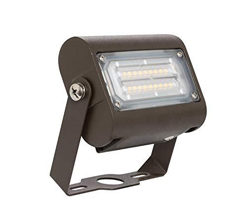 Westgate Lighting Led Flood Light with Trunnion Mount - Best Security Floodlight Fixture for Outdoor Yard Landscape Garden Lights - Safety Floodlights - UL Listed (15W 4000K Neutral White)