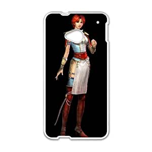 Fist Of The North Star HTC One M7 Cell Phone Case White Q6977028