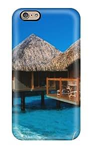 Richard V. Leslie's Shop Hot For Iphone 6 Fashion Design Bora Bora Case- 4836604K80850936